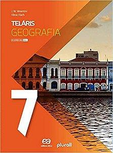 PROJETO TELARIS GEOGRAFIA 7º ANO