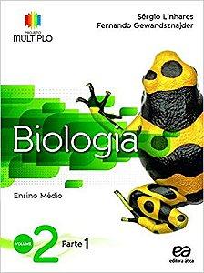 PROJETO MULTIPLO BIOLOGIA VOL:2