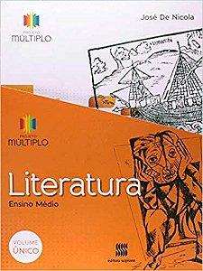 PROJETO MULTIPLO,LITERATURA