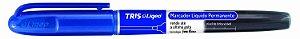 Marcador líquido permanente - azul - liqeo - Tris
