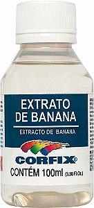 Extrato de banana - 100 ml - Corfix