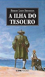 A Ilha do tesouro - Robert Louis Stevenson - Editora LPM