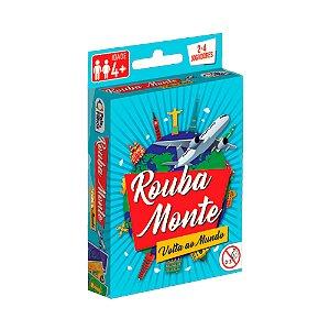 Rouba Monte Volta ao mundo - jogo de cartas - Pais&Filhos