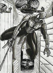 Homem Aranha, Marvel | Fan Art