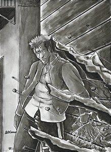 Scar, Fullmetal Alchemist | Fan Art
