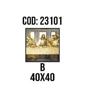 Quadro Decorativo Impressão no Vidro 23101B