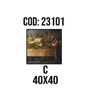 Quadro Decorativo Impressão no Vidro 23101C