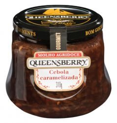 QUEENSBERRY  - Cebola Caramelizada