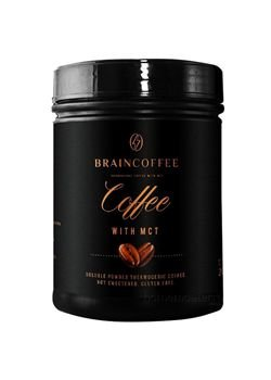 BRAIN COFFEE WITH MCT 200G BETTERLIFE