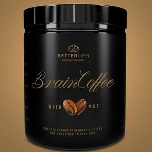 Brain Coffee/MCT