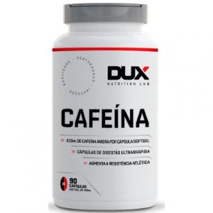 Cafeína Dux 90 Cápsulas