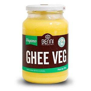 Manteiga Ghee Vegan 475g - Benni