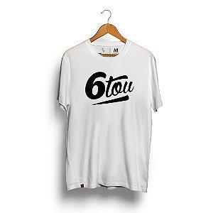 Camiseta Unibutec 6tou Logo Preta