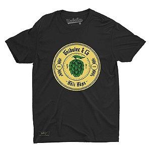Camiseta Unibutec Preta Holy Hops