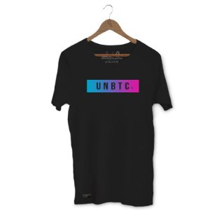 Camiseta Unibutec Basic UNBTC Degradê
