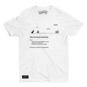 Camiseta Unibutec Basic Error Game