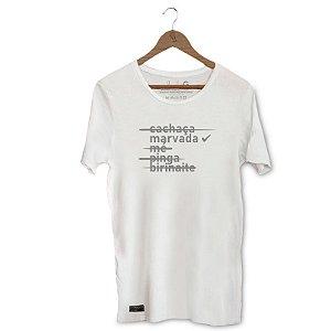 Camiseta Unibutec Hops Marvada