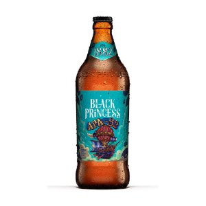 Cerveja Black Princess APA-82 600ml