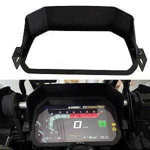 Proteção antirroubo tela TFT BMW1200 / 1250 + Quebra Sol