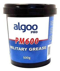 Graxa Militar Algoo Pro Pm600 Resistência Proteção Bike 500g