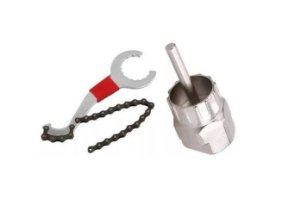 Chave Extrator Movimento Central Hollowtech M2 + Extrator K7