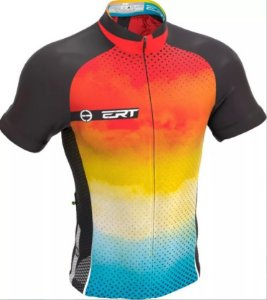 Camisa Ciclismo Ert New Tour Sunny Bike Mtb Speed