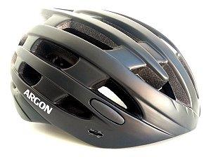 Capacete Bike Ciclismo Argon Wt38 C/ Viseira Mtb Speed