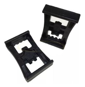 Plataforma Nylon Pedal Clip Shimano M520 M505 E Outros Mtb