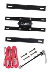 Mini Rack Bike Cyel P/ Grade Vertical De Pickup - 7030