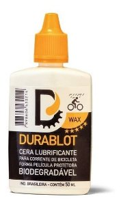 Óleo Lubrificante Durablot Wax 50ml Cera Perfornance Bike