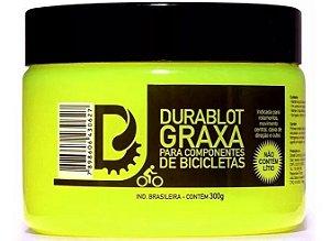Graxa Especial Durablot 300g Alta Qualidade Sem Lítio Bike