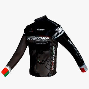 Jaqueta Térmica Bottecchia 4.0 Ert Casaco Frio Bike Ciclismo