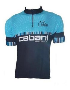 Camisa Ciclismo Cabani Acqua Bike Mtb Speed