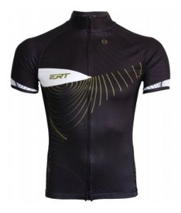 Camisa Ciclismo Ert New Tour Gold Bike Mtb Speed