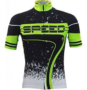 Camisa Ciclismo Ert Elite Speed Bike Slim Fit