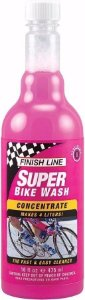 Limpador Rápido Finish Line Super Bike Wash Concentrado