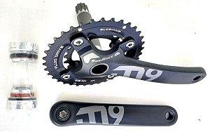 Pedivela Sunrace Fcm 966 22/36 D 9, 10 E 11v Bike Mtb