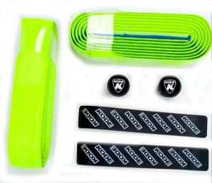 Fita Guidao Kode 3.0 Verde 3mm Bicicleta Bike Speed Road