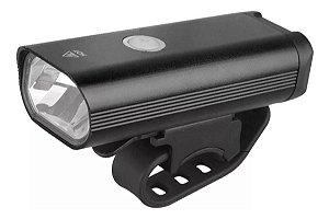 Lanterna Farol Bike Recarregável Usb Led Cree Jws Ws276