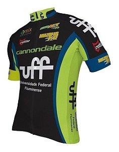Camisa Ciclismo Ert Elite Uff Cannondale Bike Slim Fit