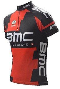 Camisa Ciclismo Ert Bmc Consulte Tamanho Bike Mtb Speed
