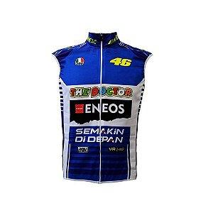Colete Corta Vento Bike Valentino Rossi Ciclismo Bicicleta