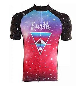 Camisa Bicicleta Ciclismo Ert Nova Tour Earth Bike