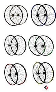 Roda Bike Mtb First 29 32 Furos Aro Modelo Slim Várias Cores