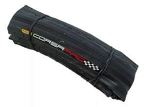 Pneu Pirelli Corsa Pro 700x23 Speed Dobrável 120tpi Kevlar