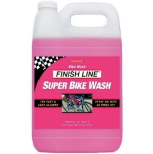 Limpador Seco E Rápido Finish Line Super Bike Wash 3,770ml