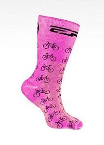Meia Ciclismo Ert Infantil Tamanho 29-33 Bike Mtb Várias Cor