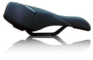 Banco Selim Bike Ddk-318N Freedom 265x140mm MTB Speed