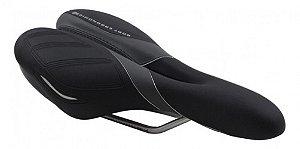 Banco Selim Bike Ddk-3166 Go Free Vazado 276x155mm MTB Speed