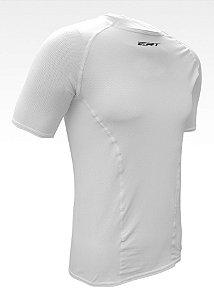 Camiseta Segunda Pele Ert Ciclismo Corrida Branca G